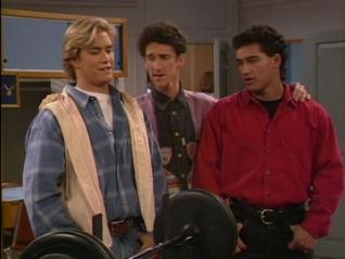 Saved by the Bell: The College Years: Pilot