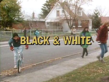 Degrassi Junior High : Black and White