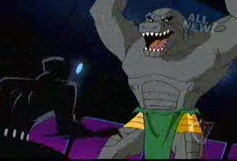 Batman Beyond : Curse of Kobra - Part 2