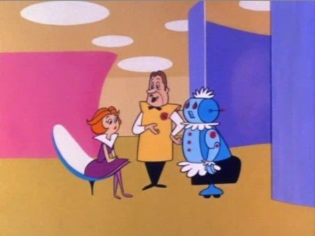 The Jetsons : Rosey the Robot