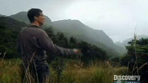 Man vs. Wild : Ecuador