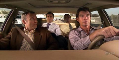 Carpoolers : Laird of the Ring