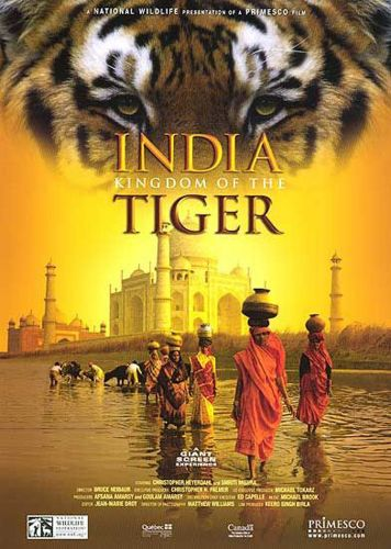 India: Kingdom of the Tiger