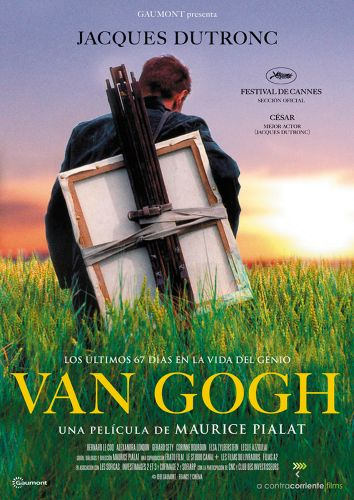 Van Gogh 1991 Maurice Pialat Synopsis Characteristics Moods Themes And Related Allmovie