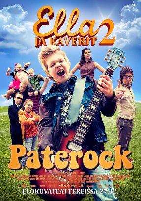 Ella ja kaverit 2 - Paterock