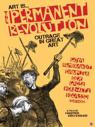 Art Is...The Permanent Revolution