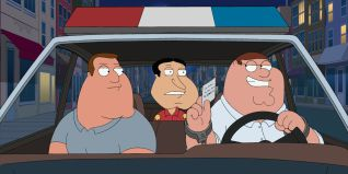 Family Guy: Joe's Revenge