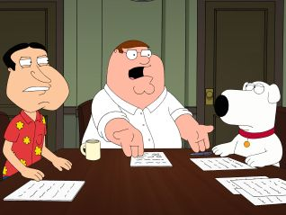 Family Guy: 12 and a Half Angry Men