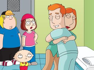 Family Guy: Fat Guy Strangler