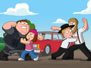 Family Guy: Amish Guy