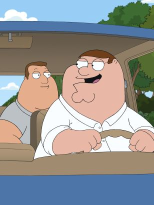 Family Guy: Cool Hand Peter