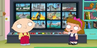 Family Guy: Mr. and Mrs. Stewie