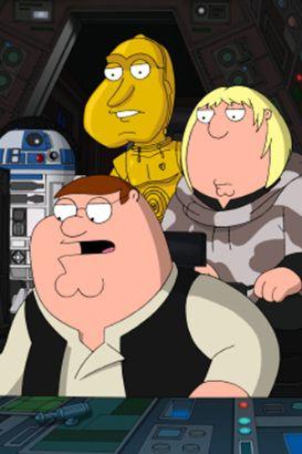 Family Guy: Episode VI: It's a Trap