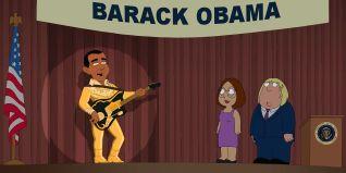 Family Guy: New Kidney in Town