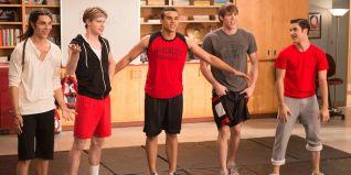 Glee: Naked