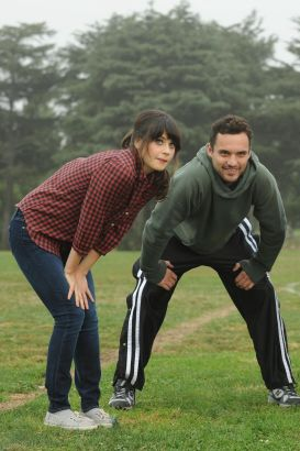 New Girl: Injured