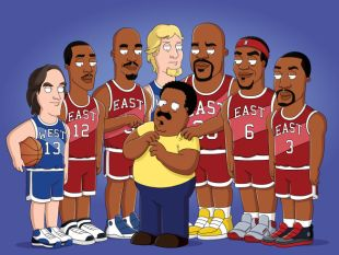 The Cleveland Show : A Short Story and a Tall Tale