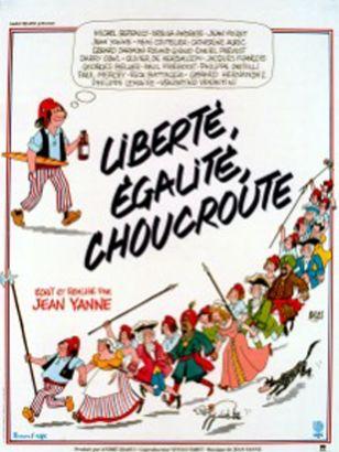 Liberte, Egalite, Choucroute