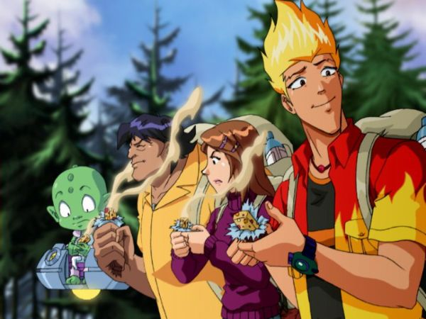 Martin mystery animated tv series 2004 synopsis - Martin mister ...