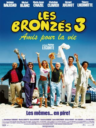 Les Bronzes 3: Friends Forever