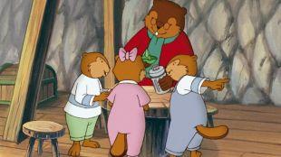 Papa Beaver's Story Time [Animated Series]