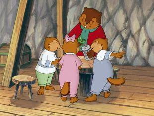 Papa Beaver's Storytime