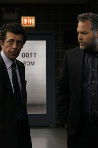 Law & Order: Criminal Intent : Depths