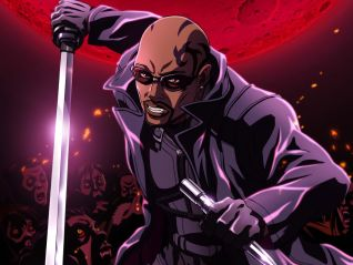 Blade [Animated TV Series]