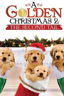 a golden christmas 2 the second tail - A Golden Christmas Cast