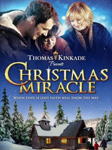 Thomas Kinkade's Christmas Miracle