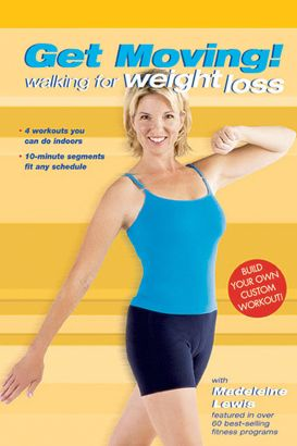 Get Moving! Walking For Weight Loss