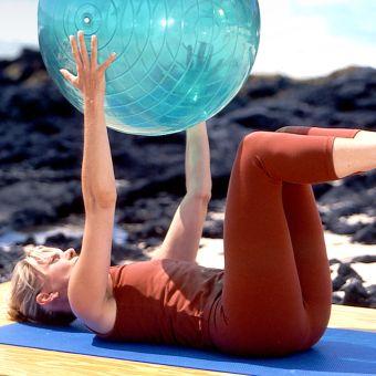 Balance Ball Fitness: Lower Body Workout