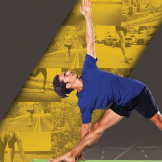 Athletic Yoga: Yoga for Runners
