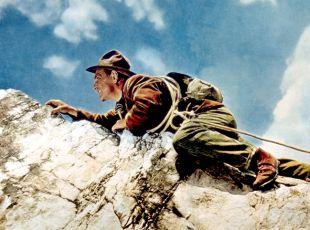 Flucht in Die Dolomiten
