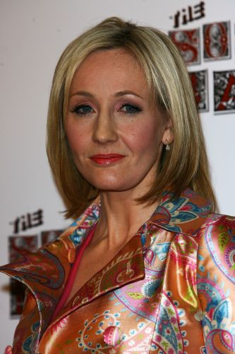 who is jk rowling biography