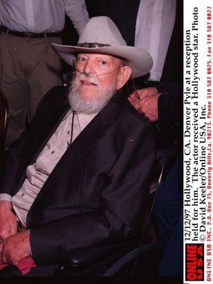 Denver Pyle worth