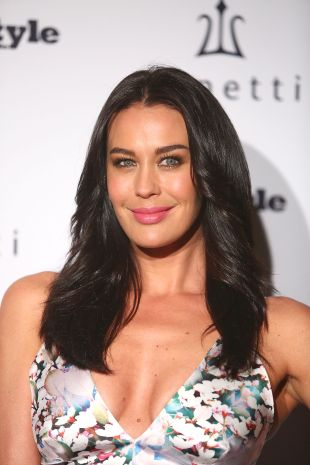 Megan Gale her miscarriage