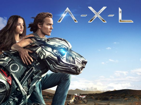 A X L  (2018) - Oliver Daly | Synopsis, Characteristics