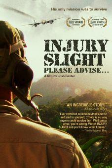 Injury Slight Please Advise...