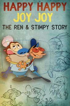 Happy Happy Joy Joy the Ren & Stimpy Story