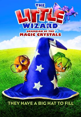 The Little Wizard: Guardian of the Magic Crystals