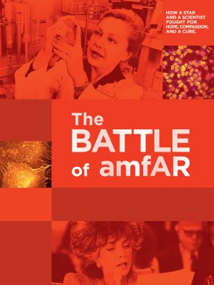 The Battle of amfAR