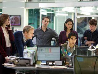 The Newsroom: Bullies