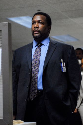 The Wire : - 30 -