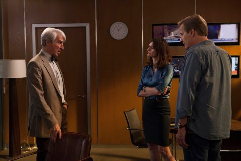 The Newsroom : Main Justice