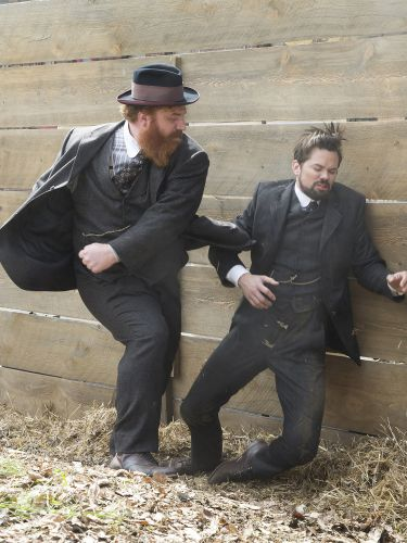 The Knick : Williams and Walker