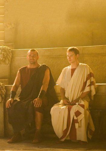 Rome : Deus Impetitio Esuritori Nullus (No God Can Stop a Hungry Man)