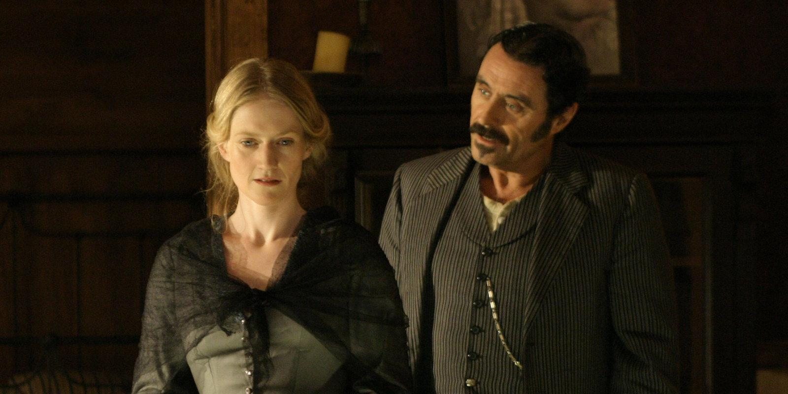 Deadwood: Bullock Returns to the Camp