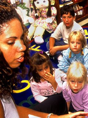 Kindergarten : Open Wide