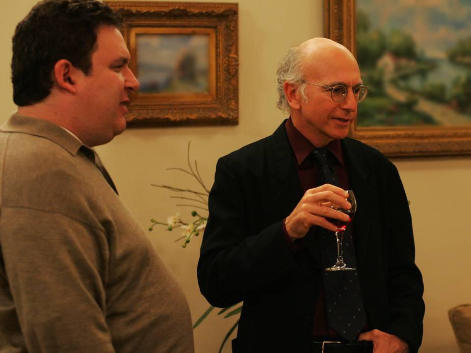 Curb Your Enthusiasm: The Seder
